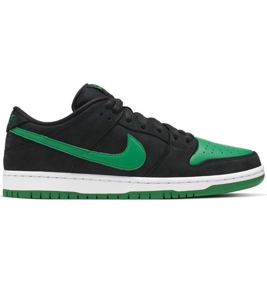 Nike Nike SB Dunk Low Pro - Black/Pine Green-Black-White