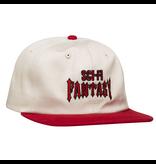 Sci-Fi Fantasy Sci-Fi Fantasy Biker Hat - Tan/Red