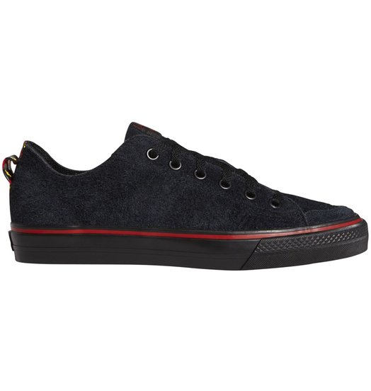 Adidas Adidas NIzza RFS Nakel Smith - Core Black/Scarlet/White