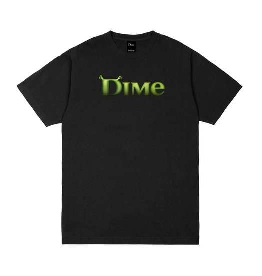 Dime Dime Somebody T-Shirt Black