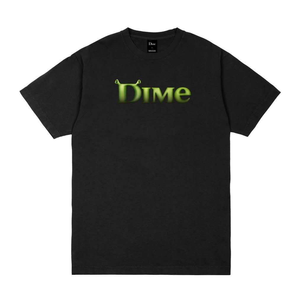Dime Dime Somebody T-Shirt Black
