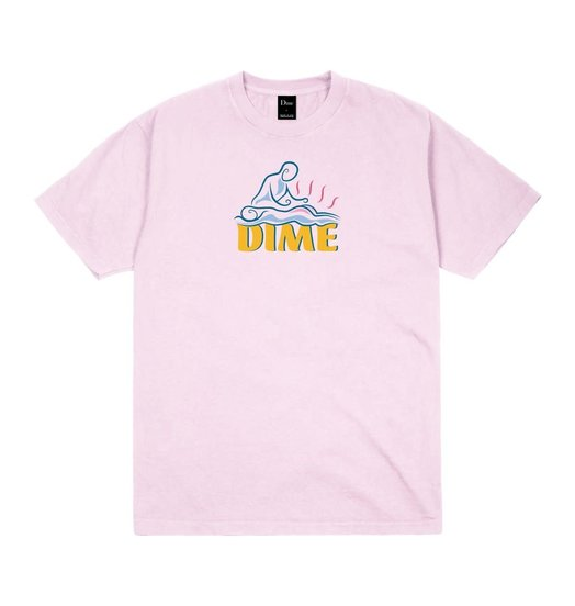 Dime Dime Relief Tee - Light Pink