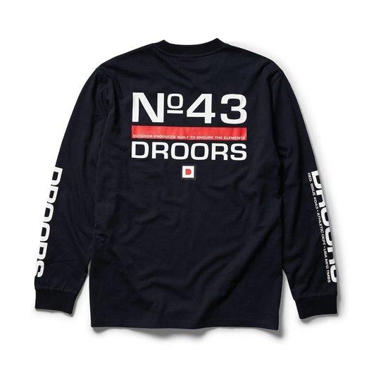 Droors Droors No. 43 Longsleeve - Navy