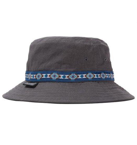 Stussy Stussy Woven Tape Bucket Hat - Black