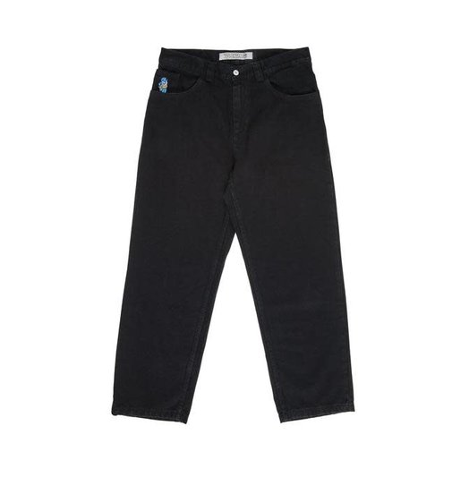 Polar Polar '93 Denim - Pitch Black