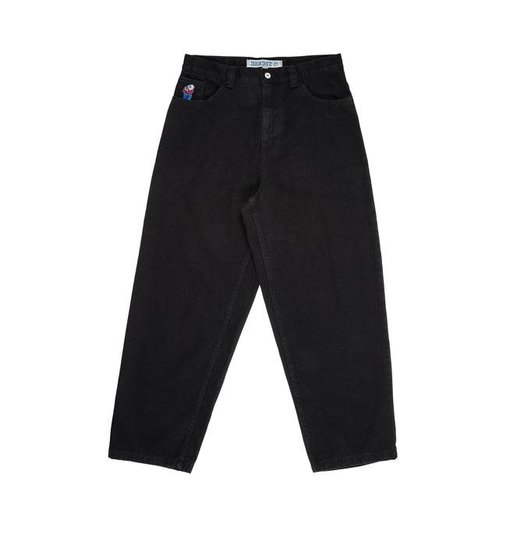 Polar Polar Big Boy Jeans - Pitch Black