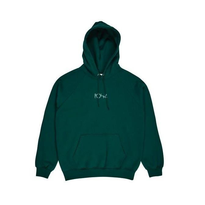 Polar Polar Default Hood - Dark Green