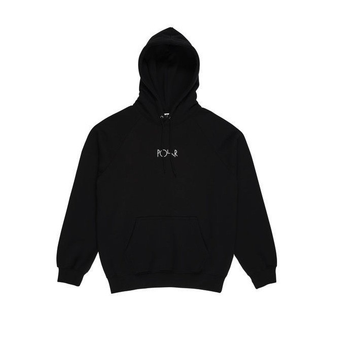 Polar Polar Default Hood Black