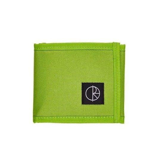 Polar Polar Cordura Wallet - Lime