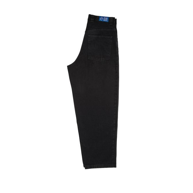 Polar Polar Big Boy Jeans - Pitch Black
