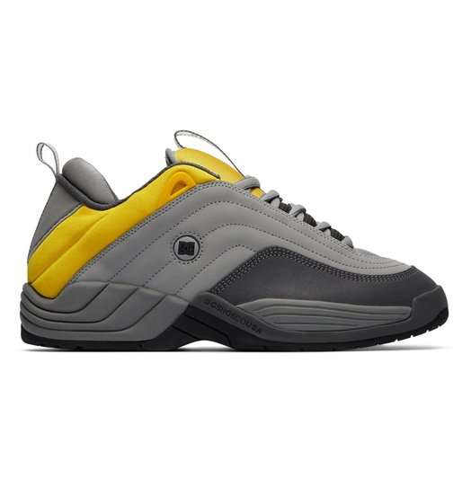 DC DC Stevie Williams OG - Grey/Yellow