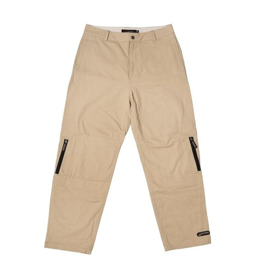 Bronze 56K Bronze 56K Zip Tech Pants - Stone Khaki