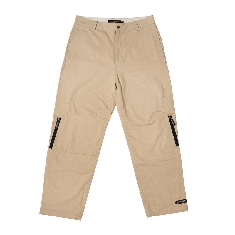 Bronze 56K Bronze 56K Zip Tech Pants - Stone Khaki