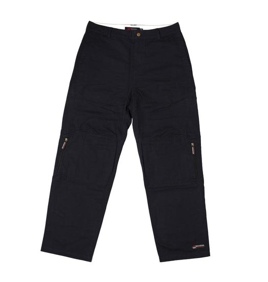 Bronze 56K Bronze 56K Zip Tech Pants - Navy