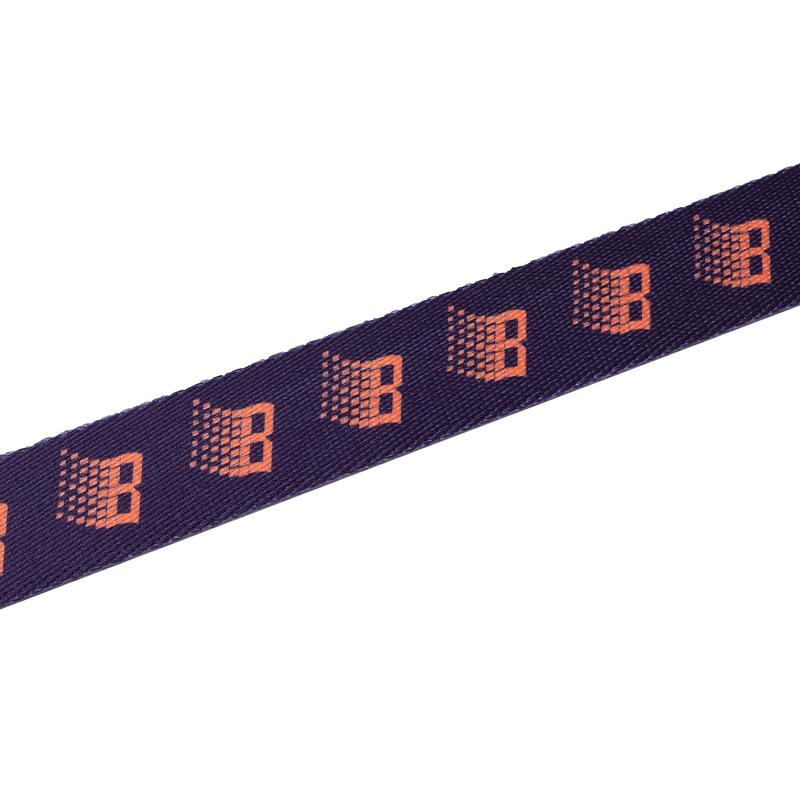 Bronze 56K Bronze 56K B Logo Belt - Purple
