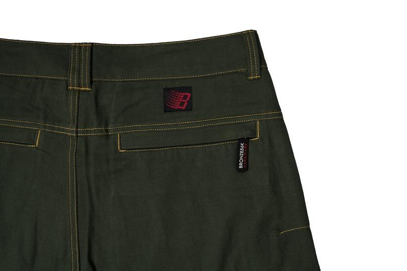 Bronze 56K Bronze 56K Zip Tech Pants - Green