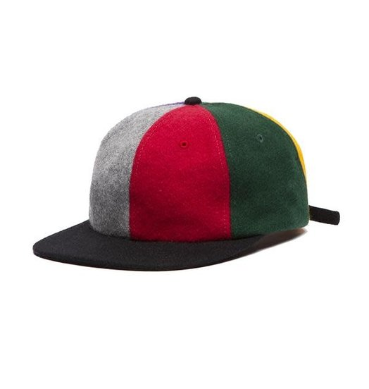 Alltimers Alltimers Lovers Left Hat - Grey/Red/Yellow/Blue