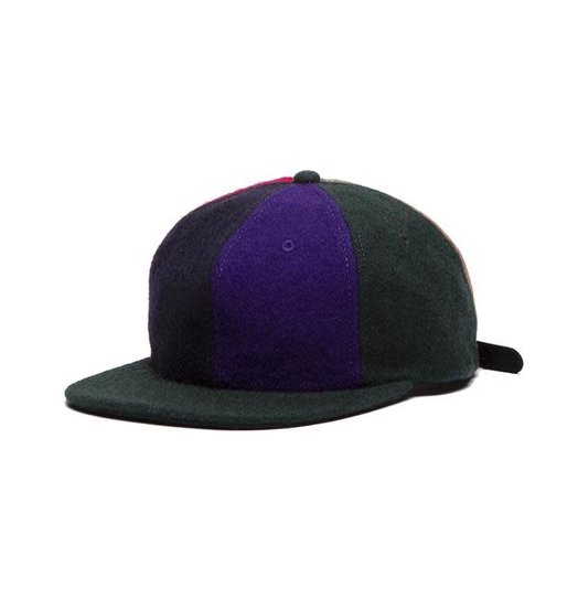 Alltimers Alltimers Lovers Left Hat - Navy/Purple/Brown/Black