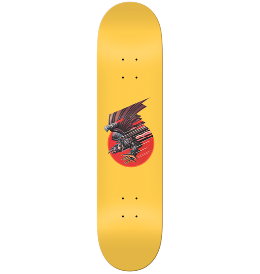 Real Real Bird Screaming Eagle Deck - 7.81