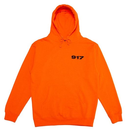 Call Me 917 Call Me 917 Bad Baby Hood - Orange