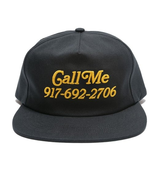 Call Me 917 Call Me 917 Hat - Black