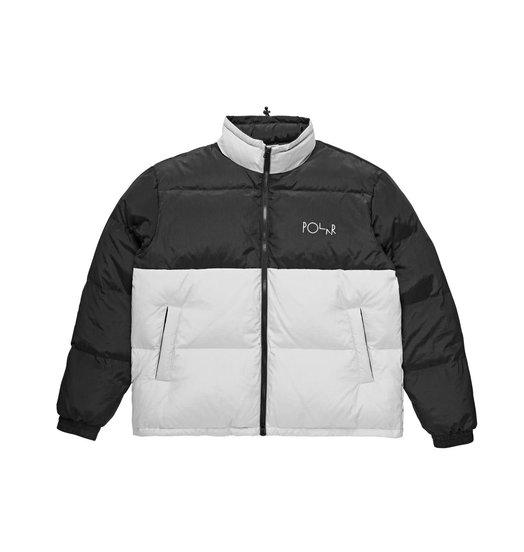Polar Polar Combo Puffer - Black/Ice Grey