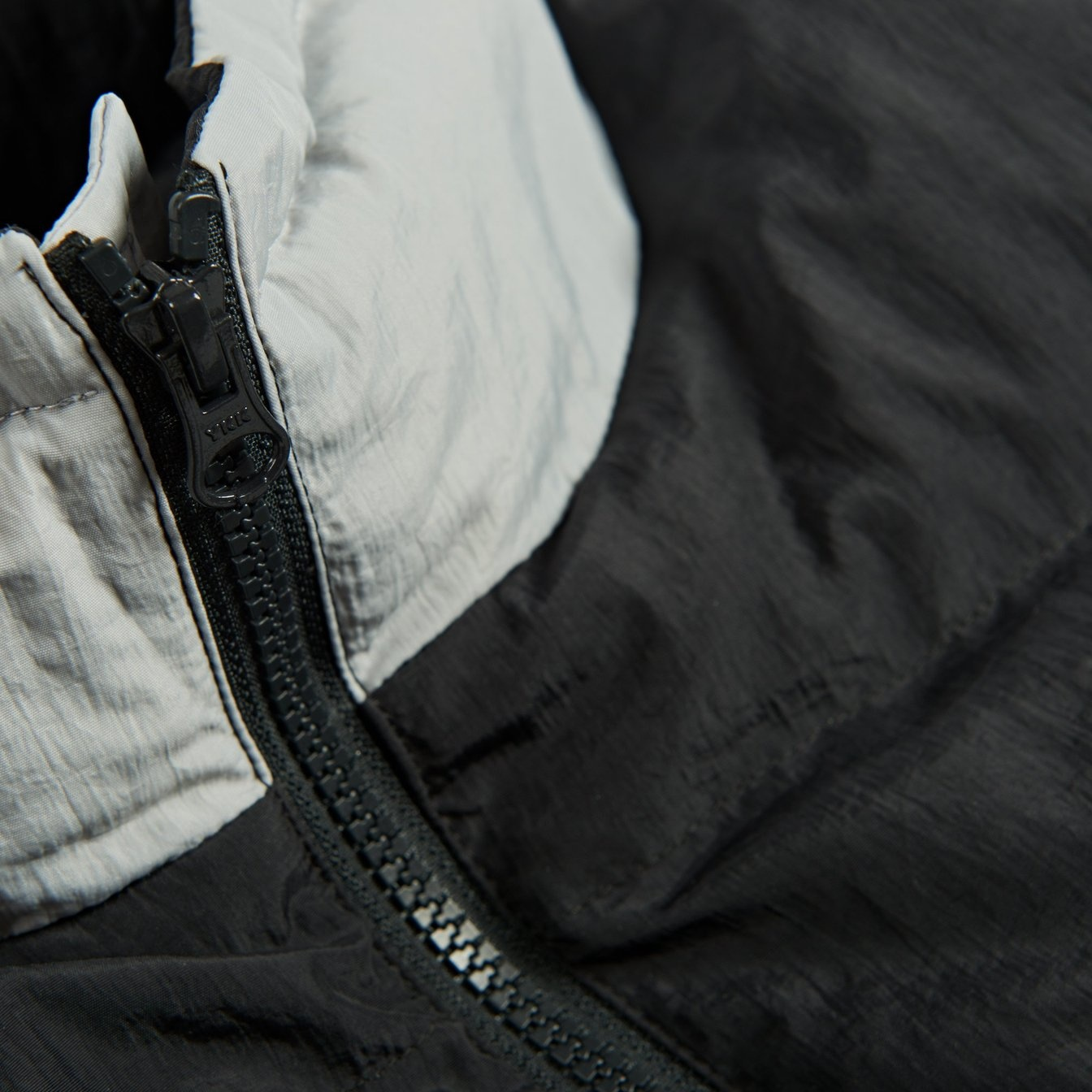 Polar Polar Combo Puffer - Black /Ice Grey
