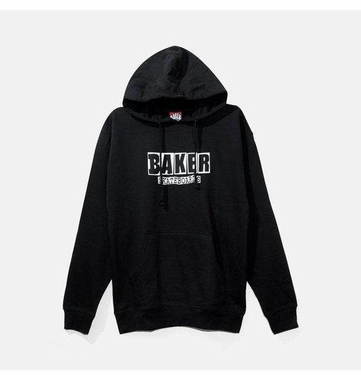 Baker Baker Brand Logo Hoodie - Black