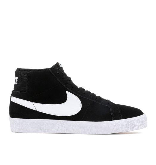 Nike Nike SB Zoom Blazer Mid - Black/White
