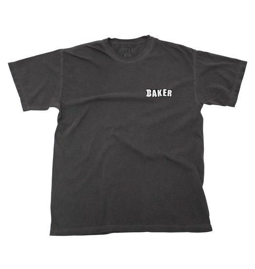 Baker Baker Uno Faded Tee - Black