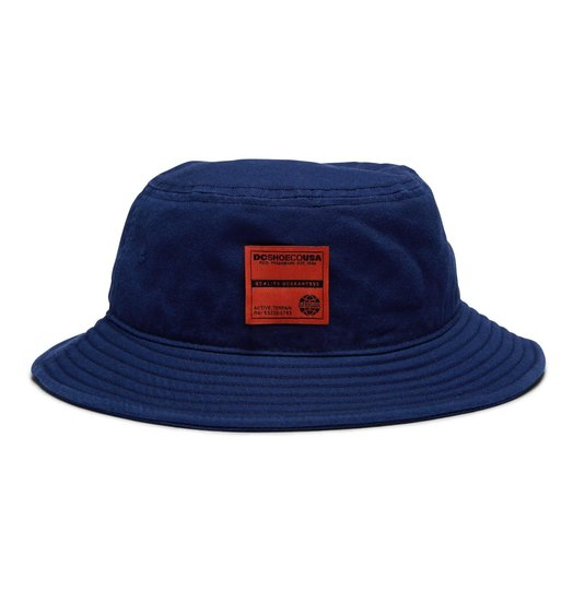 DC DC X Butter Goods Woods Bucket Hat - Navy