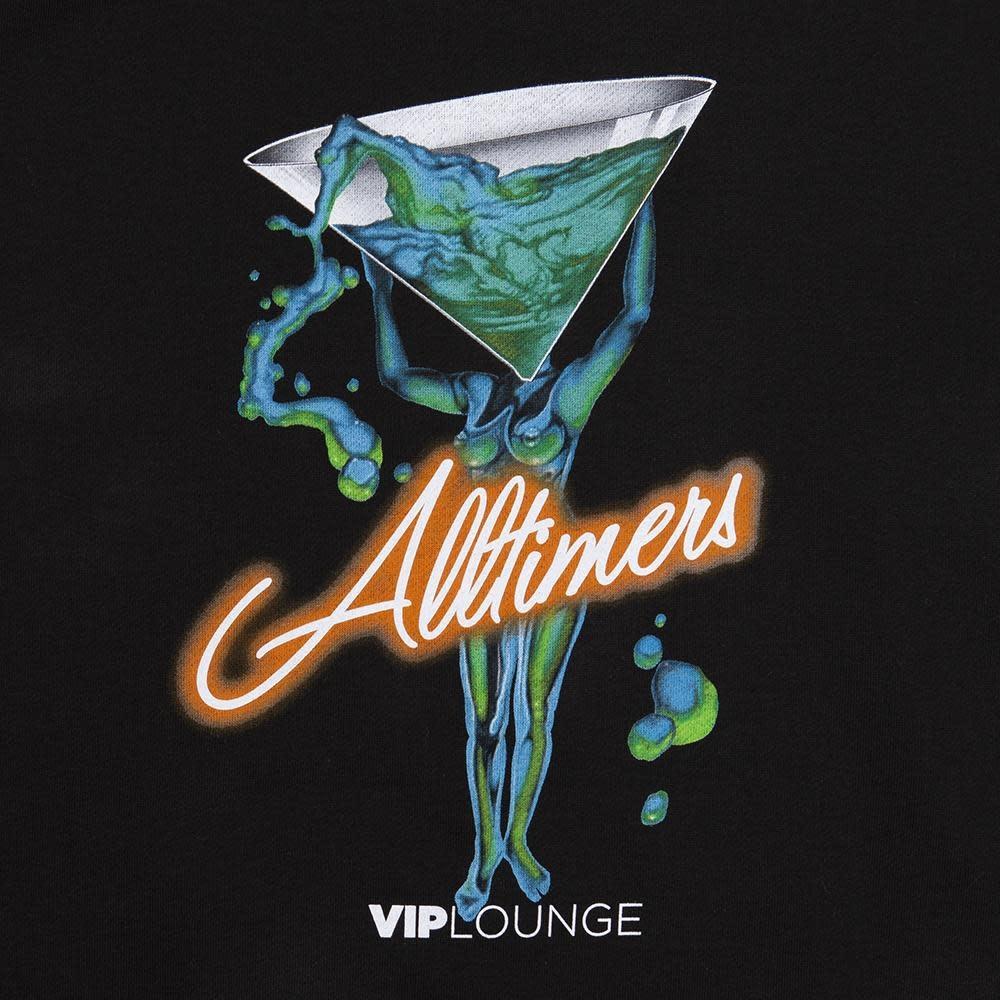 Alltimers Alltimers Future Spill Hoodie - Black