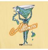 Alltimers Alltimers Future Spill Hoodie - Light Yellow
