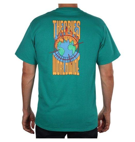 Theories Theories Worldwide Tee - Jade