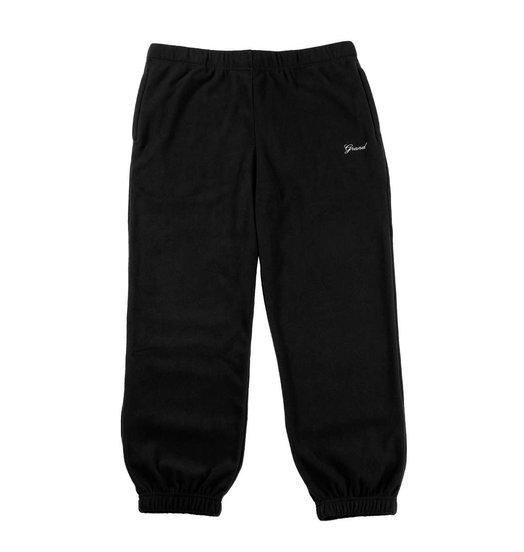Grand Collection Grand Micro Fleece Pant - Black