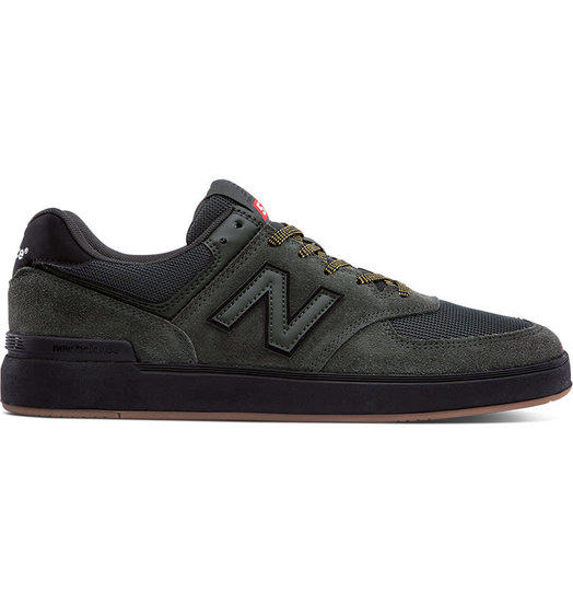 New Balance Numeric New Balance AC 574 - Green/Black