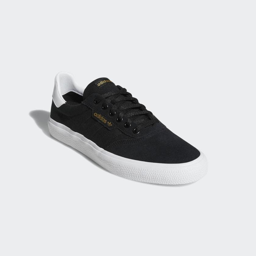 Adidas Adidas 3MC - Black/Black/White