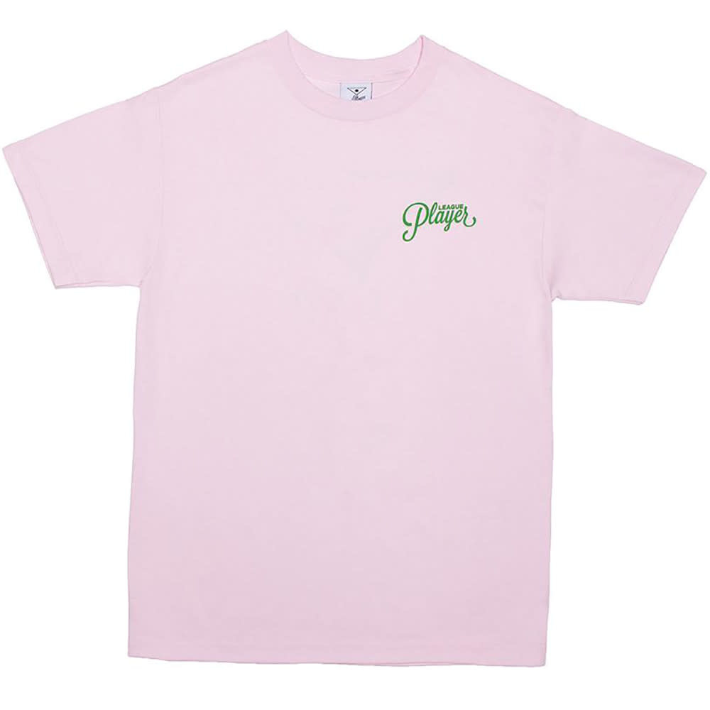 Alltimers Alltimers Sealed Tee - Pink