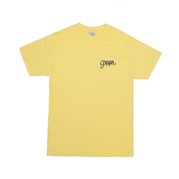 Alltimers Alltimers Future Spill Tee - Yellow