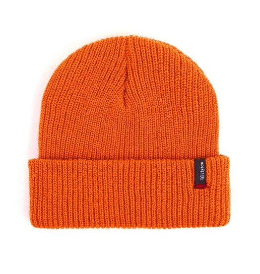 Brixton Brixton Heist Beanie - Athletic Orange