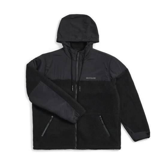 Brixton Brixton Olympus AT Jacket - Black