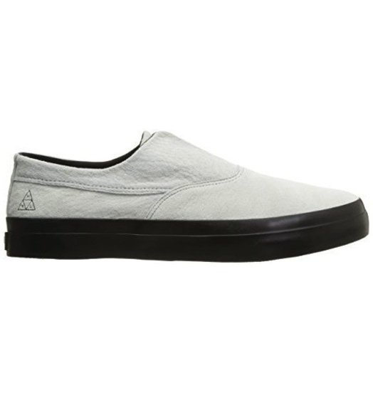 HUF Huf Dylan Slip On - White/Black