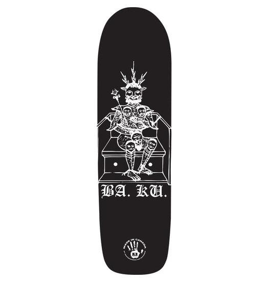 BA.KU. BA. KU. Throne Deck - 9.125