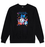 Sci-Fi Fantasy Sci-Fi Fantasy Time Travel Crewneck - Black