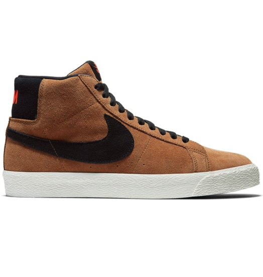 Nike Nike SB Blazer Mid - Light British Tan/Black