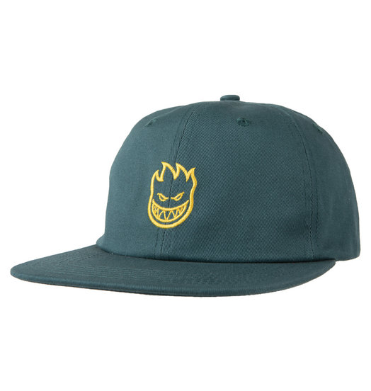 Spitfire Spitfire Lil Bighead Strapback - Teal/Yellow