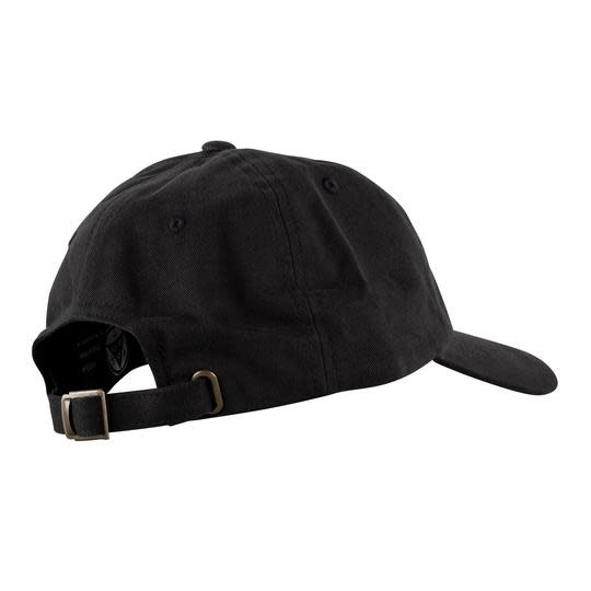 Welcome Welcome Sprawl Peached Twill Dad Hat - Black