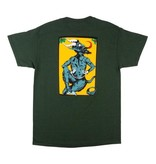Welcome Welcome Krampus Tee - Forest