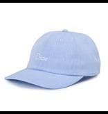 Dime Dime Classic Logo Cap - Light Blue Holiday 19