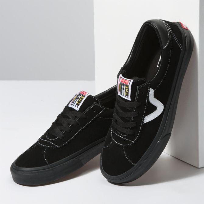 Vans Vans Sport - Black/Black
